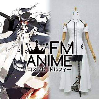 Kantai Collection Anchorage Water Demon Cosplay Costume