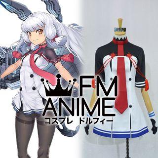 Kantai Collection Murakumo Kai Ni Cosplay Costume