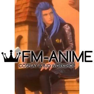 Kingdom Hearts III 3 Isa Eending Jackat Cosplay Costume