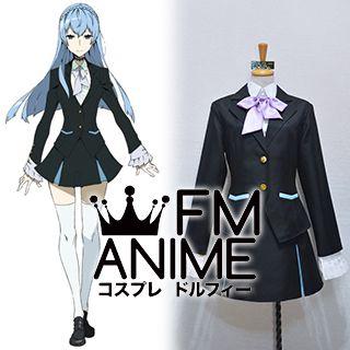 Kiznaiver Noriko Sonozaki Uniform Cosplay Costume