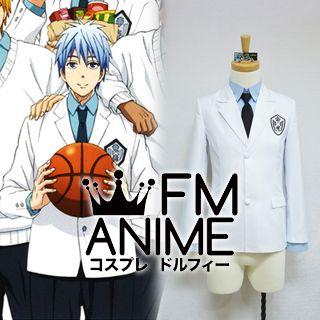 Kuroko's Basketball Teiko Middle School Male Uniform Cosplay Costume