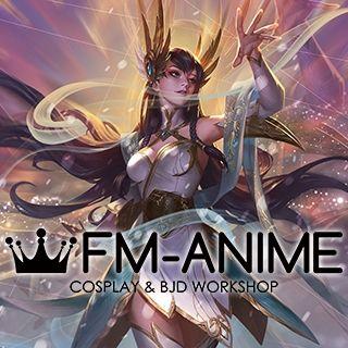 League of Legends Divine Sword Irelia Cosplay Costume
