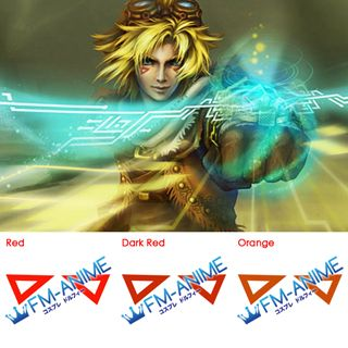 League of Legends Ezreal Cosplay Tattoo Stickers