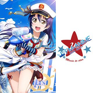 Love Live! Navy Cards Cosplay Tattoo Stickers