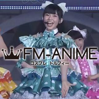 Love Live Sunshine Kanan Matsuura Aqours Road to Tokyo Dome Omoi yo Hitotsu ni Nare Cosplay Costume