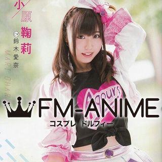 Love Live! Sunshine!! Mari Ohara Suzuki Aina Miracle Wave Cosplay Costume