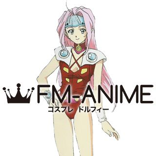 Macross 7 Mylene Flare Jenius Cosplay Costume