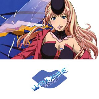 Macross Frontier Sheryl Nome Lip Cosplay Tattoo Stickers