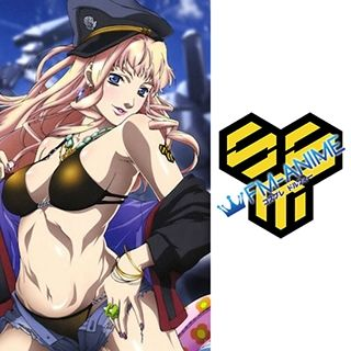 Macross Frontier Sheryl Nome S.M.S. Cosplay Tattoo Stickers