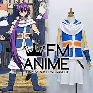 Magi: Adventures of Sinbad Sinbad Imuchakk Outfit Cosplay Costume
