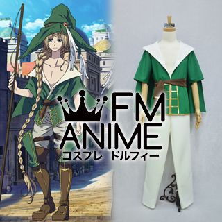 Magi: The Labyrinth of Magic Yunan Cosplay Costume with Hat