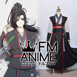 Mo Dao Zu Shi Wuxian Wei Cosplay Costume
