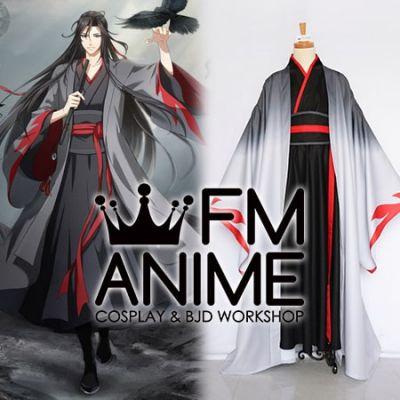Mo Dao Zu Shi Wuxian Wei Yiling Patriarch Kimono Cosplay Costume