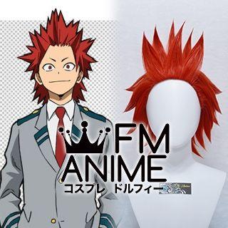 My Hero Academia Eijiro Kirishima Cosplay Wig