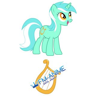 My Little Pony Lyra Cutie Mark Cosplay Tattoo Stickers