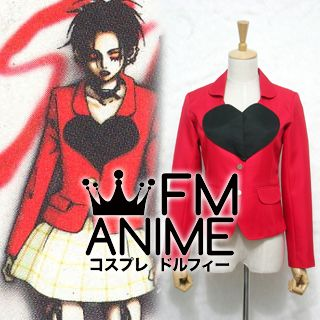 Nana Nana Osaki Jacket Cosplay Costume