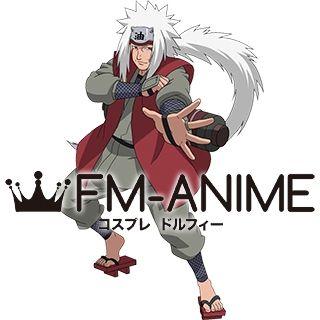 Naruto Jiraiya Cosplay Costume