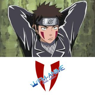 Naruto Kiba Inuzuka Cosplay Tattoo Stickers
