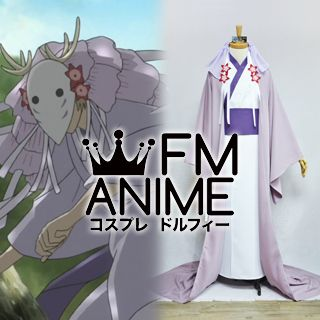 Natsume's Book of Friends Takashi Natsume Houzukigami Kimono Cosplay Costume