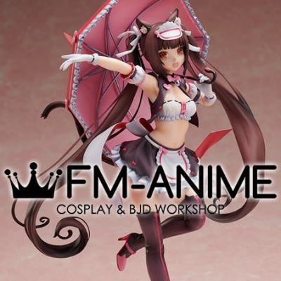 Nekopara Chocola Race Queen ver. Racing Version Figure Cosplay Costume