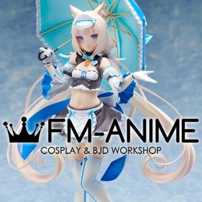 Nekopara Vanilla Race Queen ver. Racing Version Figure Cosplay Costume