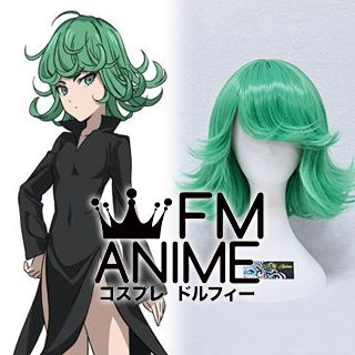 One-Punch Man Terrible Tornado Cosplay Wig