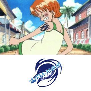 One Piece Nami Arlong Pirates Cosplay Tattoo Stickers