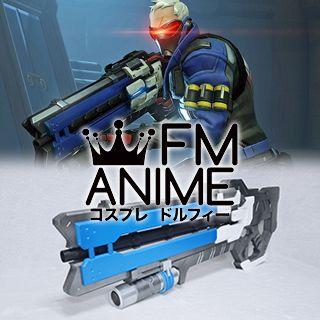 Overwatch Soldier 76 Gun Cosplay Weapon Accessories Prop