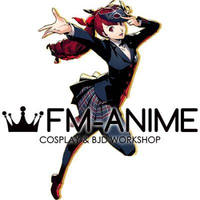 Persona 5 Royal Sumire Yoshizawa Uniform Cosplay Costume