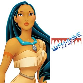 Pocahontas (Disney) Pocahontas Cosplay Tattoo Stickers