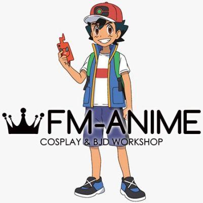 Pokemon Journeys: The Series Ash Ketchum Cosplay Costume