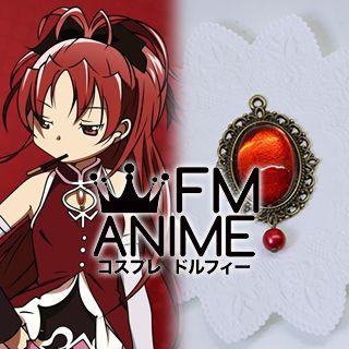 Puella Magi Madoka Magica Sakura Kyoko Soul Gem Cosplay Accessories Necklace