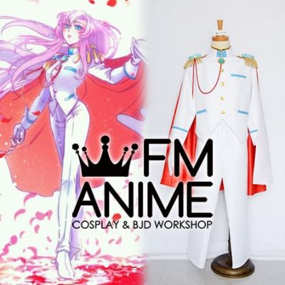 Revolutionary Girl Utena Utena Tenjou Prince Cosplay Costume