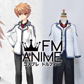 Rewrite Kotarou Tennouji Uniform Cosplay Costume (Male L)