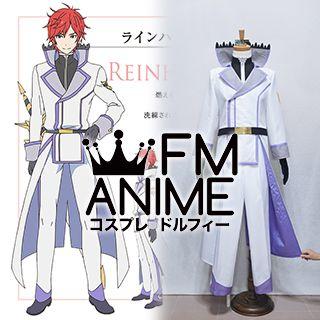 Re:ZERO -Starting Life in Another World- Reinhard van Astrea Cosplay Costume
