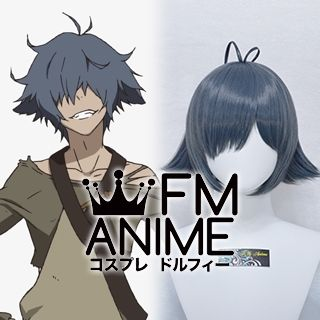 Rokka: Braves of the Six Flowers Hans Humpty Cosplay Wig