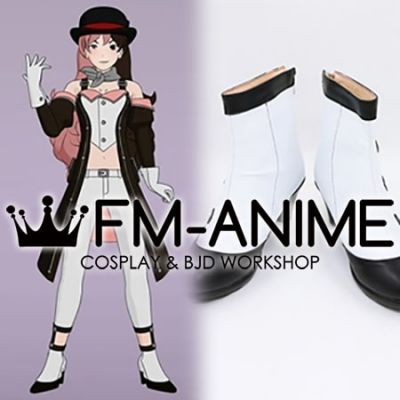 RWBY Volume 6 Neo Neopolitan Cosplay Shoes