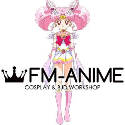 Sailor Moon Crystal Super Sailor Chibi Moon Cosplay Costume