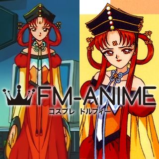 Sailor Moon Princess Kakyuu Empress Kakyuu Cosplay Wig