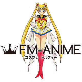 Sailor Moon S Super Sailor Moon Cosplay Costume
