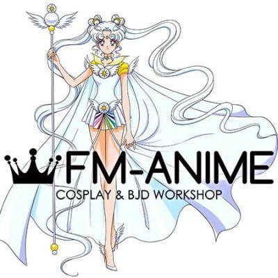 Sailor Moon Sailor Cosmos Cosplay Costume