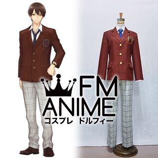 Sanrio Boys Kota Hasegawa Uniform Cosplay Costume