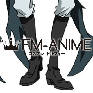 Servamp Sleepy Ash Cosplay Shoes Boots