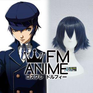 Shin Megami Tensei: Persona 4 Naoto Shirogane Cosplay Wig