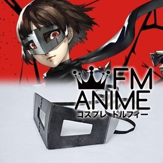 Shin Megami Tensei: Persona 5 Makoto Niijima Queen Mask Cosplay Prop Accessories