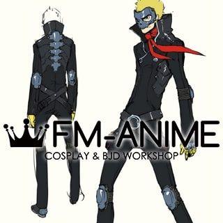 Shin Megami Tensei: Persona 5 Ryuji Sakamoto Skull Cosplay Costume