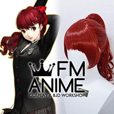 Shin Megami Tensei: Persona 5 Sumire Yoshizawa Cosplay Wig