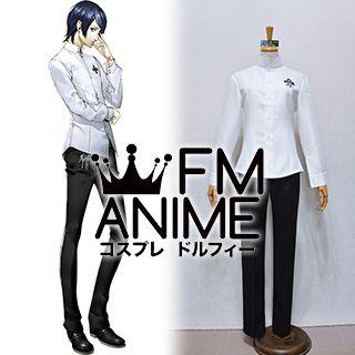 Shin Megami Tensei: Persona 5 Yusuke Kitagawa Uniform Cosplay Costume (Female L)