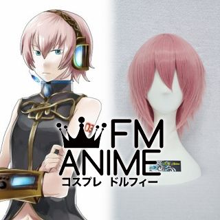 Vocaloid Megurine Luki Cosplay Wig