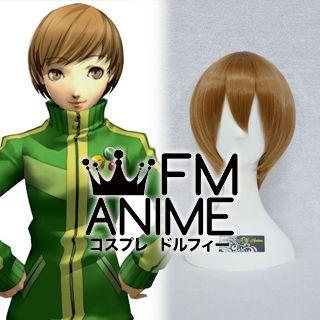 Shin Megami Tensei: Persona 4 Chie Satonaka Cosplay Wig